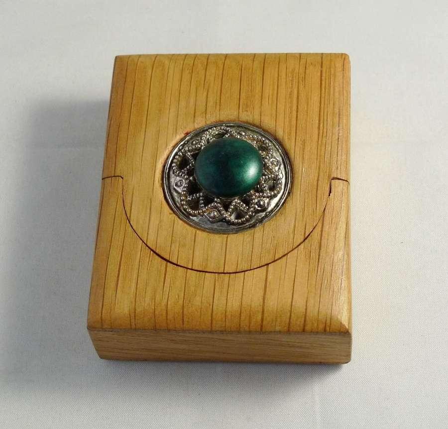 Wood Watch Box 1