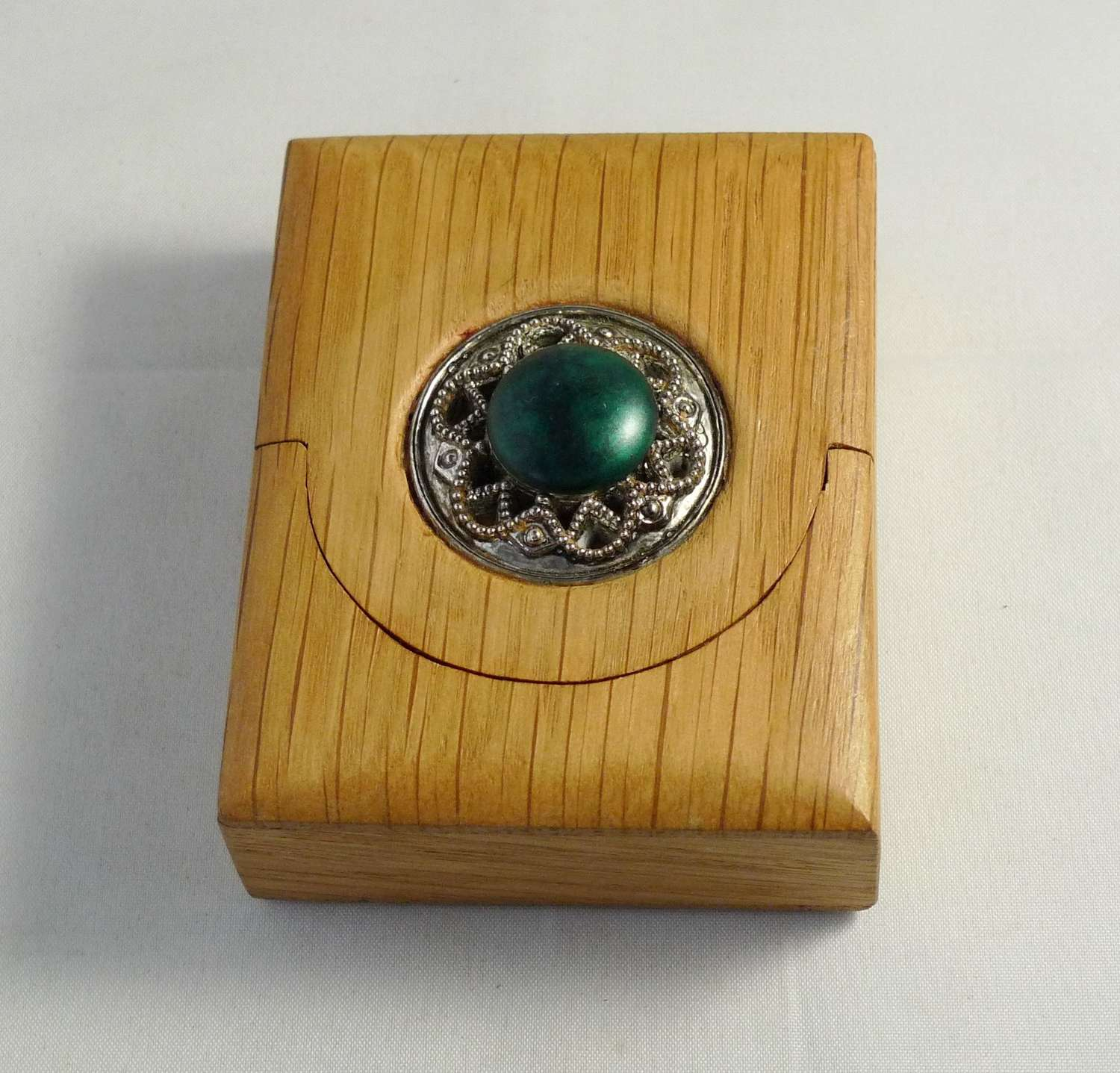 Wood Watch Box 1