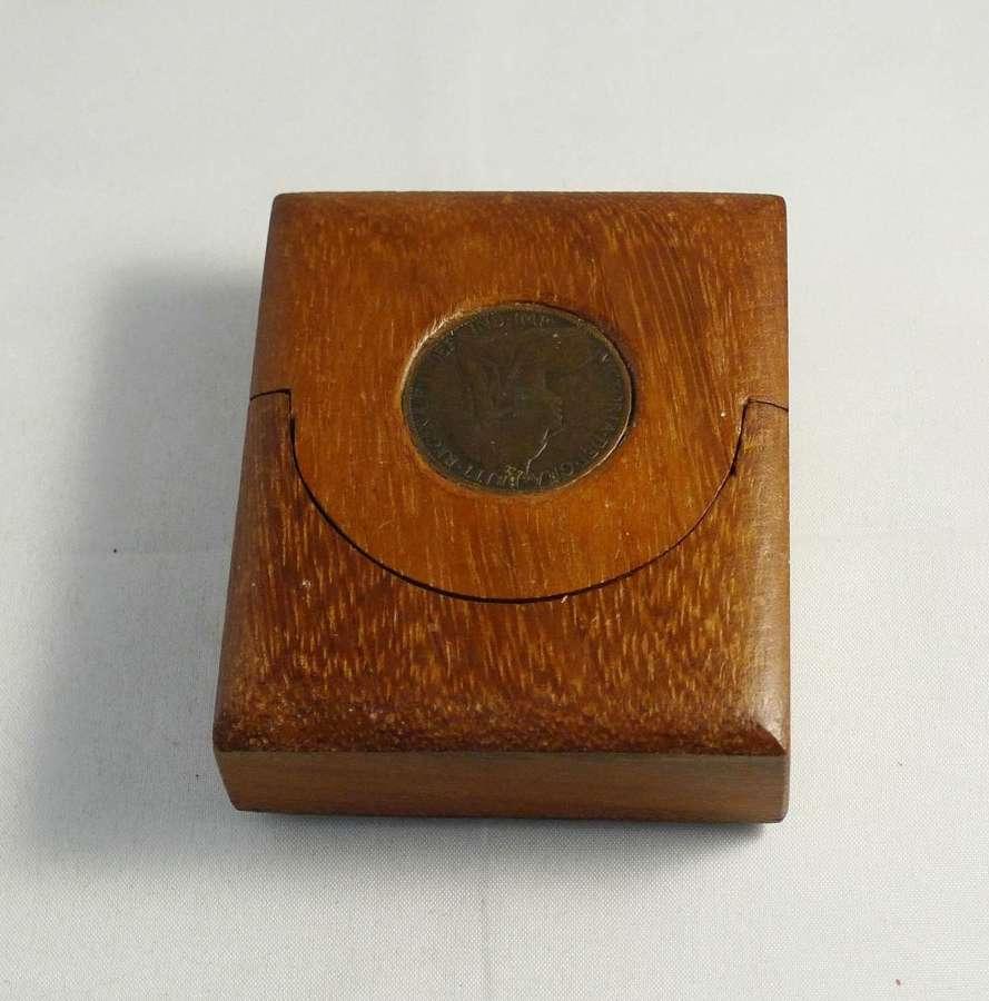Wood Watch Box 2