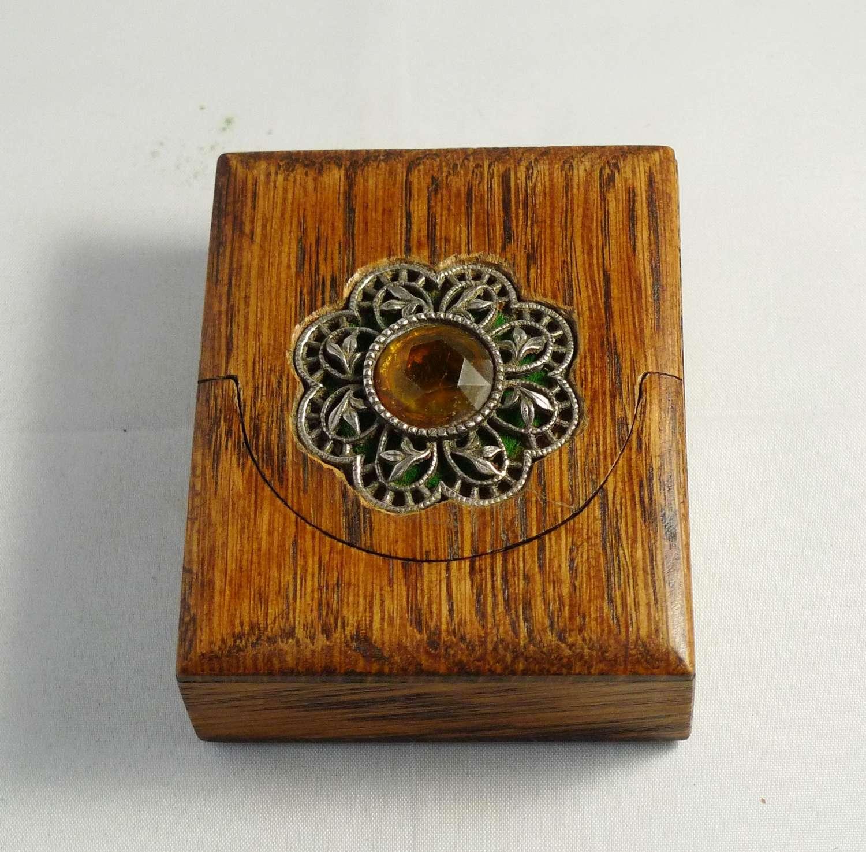 Wood Watch Box 3