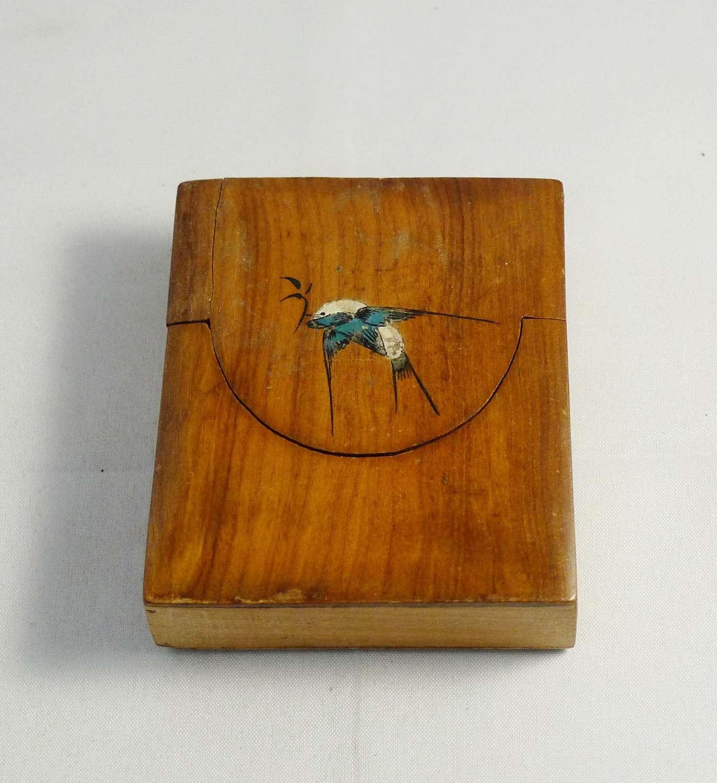 Wood Watch Box 4
