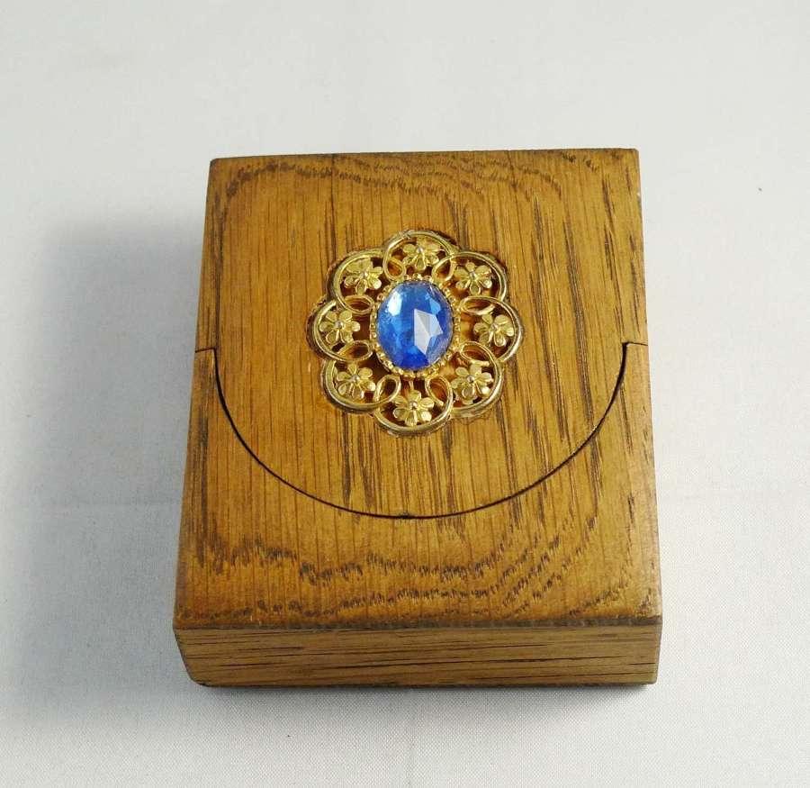 Wood Watch Box 5