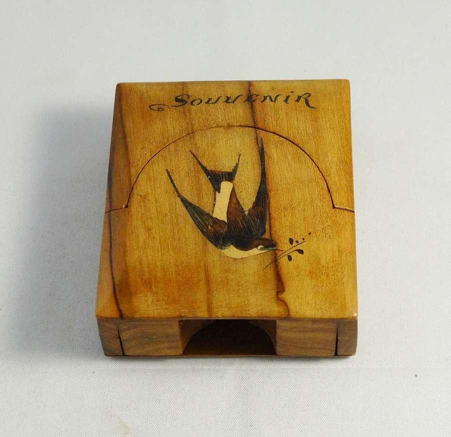Wood Watch Box 6