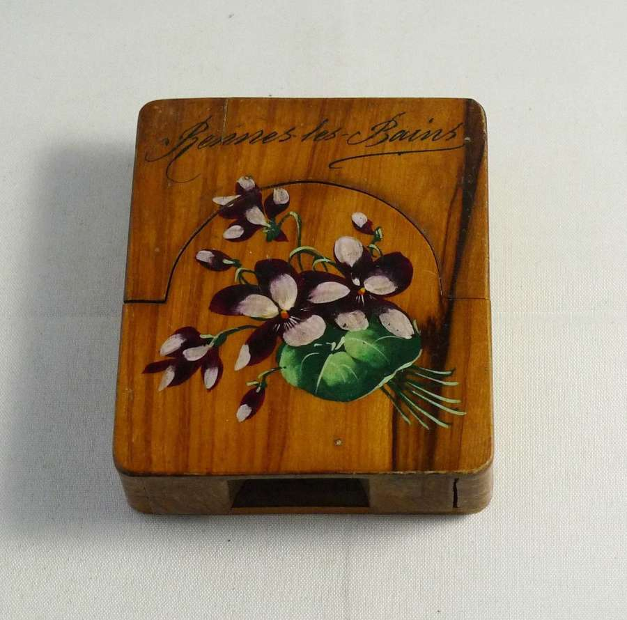 Wood Watch Box 7